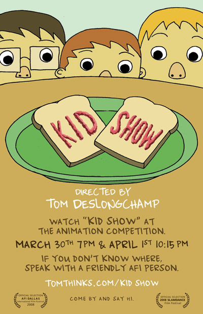 Kid Show Poster